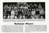 Buchanan Dramatic Club, 1960