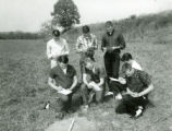 Land judging for Vo-Ag training