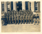 College Training Detachment, large group