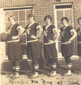First women's basketball team