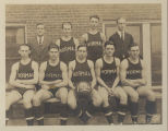 Basketball team, 1923