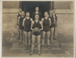 Basketball team, 1924