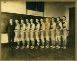 Basketball team, 1921
