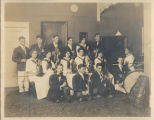 Orchestra, 1914-15