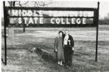 Middle Tennessee State College : photo op