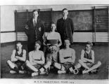 M.T.N. Basketball Team 1914