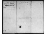 Monthly Report from District Superintendent, 1866