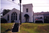 ElCanaan Missionary Baptist Church: front view
