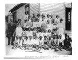 Hackney Chapel AME Zion Church: class photo from nearby school
