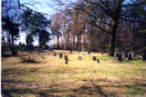 Craigs Chapel AME Zion Church: cemetery