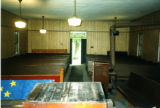 Hackney Chapel AME Zion Church: interior