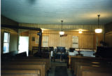Hackney Chapel AME Zion Church: interior 2