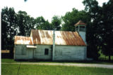 Hackney Chapel AME Zion Church: side view
