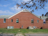 Fredonia Baptist Church: side view 3