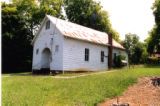 Christ Temple AME Zion Church: side view