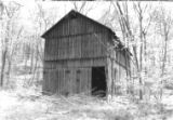 Neblett Place Farm: tall barn