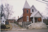 Mt. Zion Missionary Baptist Church: front view
