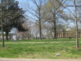 Centennial Park: view of Parthenon