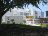 High Museum of Art: entrance