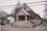 Mt. Zion Missionary Baptist Church: front view 3
