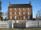 Shakertown at Pleasant Hill:  east family dwelling house