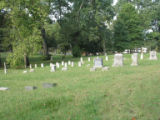 Chattanooga Civil War properties: Confederate Cemetery