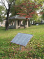Chattanooga Civil War properties: Confederate Cemetery Pavilion and Mississippi war dead memorial