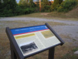 Chattanooga Civil War properties: Chattanooga Creek Picket Lines wayside exhibit