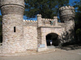 Chattanooga Civil War properties: Lookout Mountain Point Park gate entrance