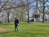 Chattanooga Civil War properties: New York monument at Lookout Mountain