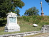 Chattanooga Civil War properties: First Michigan Engineers monument