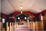 St. Paul AME Church: interior