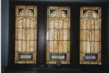 First Baptist Church East Nashville: stained glass windows