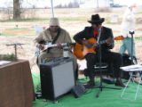 Holly Ridge Cemetery: dedication musicians