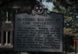 Fisk University: Academic Building historic marker