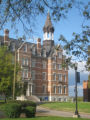 Fisk University: Jubilee Hall south facade and tower