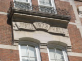 Fisk University: Jubilee Hall detail