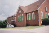 Mount Ararat Baptist Church: side view