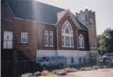 22nd Avenue Baptist Church: side view