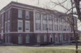 Tennessee State University Historic District: Harned Science Hall east facade