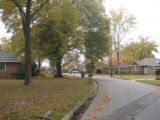 Celanese Village: neighborhood intersection 2