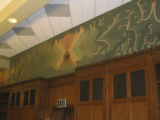 Fisk University: Aaron Douglas mural at Cravath Hall