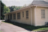 Metropolitan Community Church: rear view of classroom wing