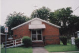 New Rising Star Baptist Church: front view