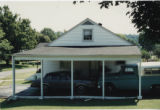 Lynchburg Historic District: carport