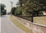 Lynchburg Historic District: wrought iron fence