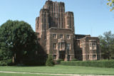 Fisk University: Cravath Hall west facade