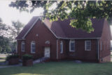 St. Paul AME Church, Alcoa: east elevation