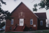St. Paul AME Church, Alcoa: side facade
