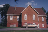 St. Paul AME Church, Alcoa: west elevation
